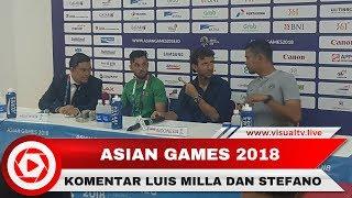 Cetak Dua Gol bagi Timnas, Stefano Lilipaly Tampil Luar Biasa, Ini Komentar Luis Milla dan Stefano