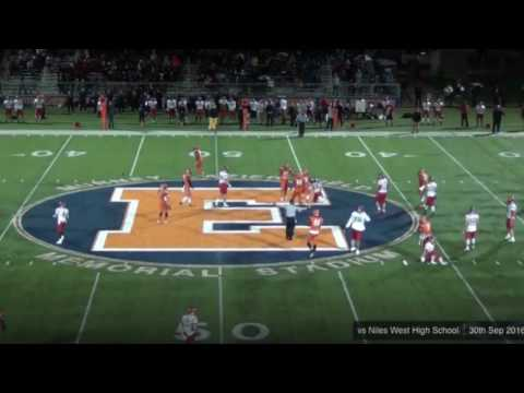 Evanston Township High School Wildkits 2016 DB Tape