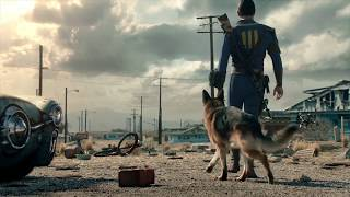 FALLOUT 4 The Wanderer Trailer German Deutsch (2015)