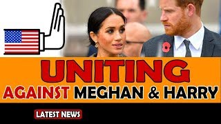 US Publics Actually Uniting Against Meghan and Harry