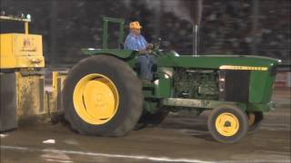2012 Westmoreland Fair hot stock tractor pull