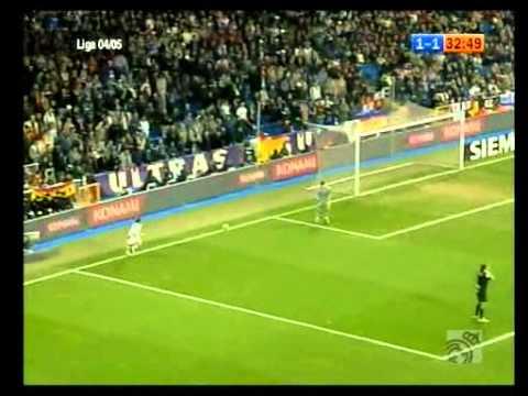 Real Madrid Vs Real Sociedad 2004/2005 2ND