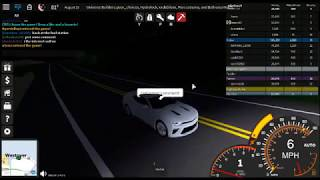 ROBLOX ultimate driving west over islands:camaro