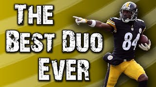 The Film Room Ep. 58: Antonio Brown and Ben Roethlisberger are the best duo ever