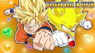 Dragon Ball Z & Sonic The Hedgehog
