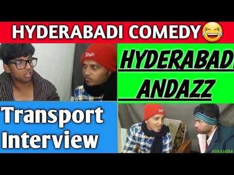 Hyderabadi interview for transport - Hyderabad stars