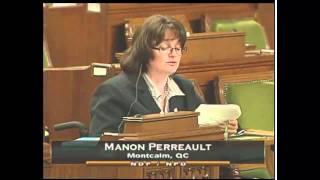 Débat du projet de loi C-4 à la Chambre
