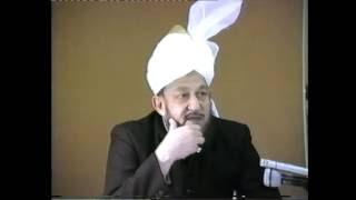 Dars ul Quran - No. 37 (English)