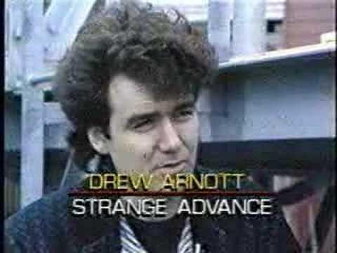 Strange Advance  1985 interview