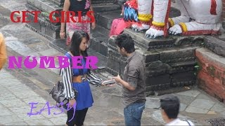Nepalipranksters- Get girls number easy