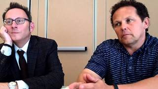 Interview With Michael Emerson & Kevin Chapman of Person of Interest at Comic-Con 2014 Thumbnail