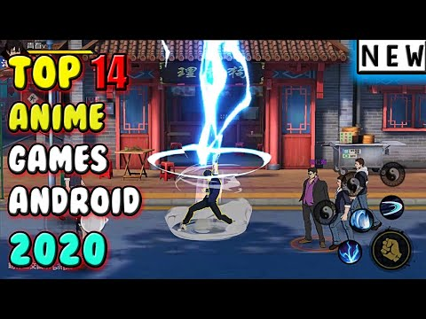 Best New Anime Games For Android 2020