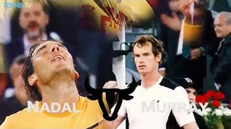 2016 Mutua Madrid Open Semi Final - Watch Nadal v Murray live stream