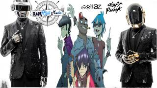 Daft Punk Vs. Gorillaz - Feel Technologic Inc