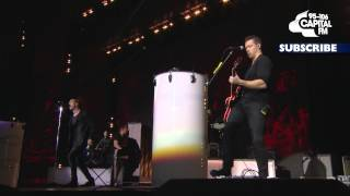 Repeat youtube video OneRepublic - 'Love Runs Out' (Live At The Jingle Bell Ball)