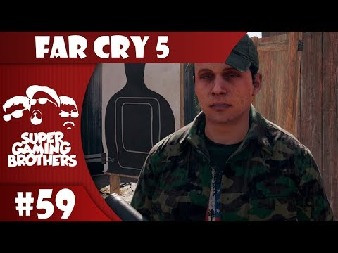 SGB Play: Far Cry 5 - Part 59 | Target Galleries and Cheeseburgers