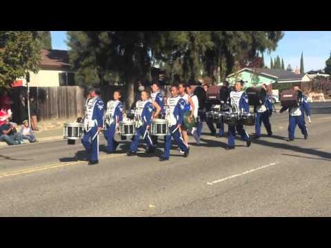 Solano Middle School Street Percussion