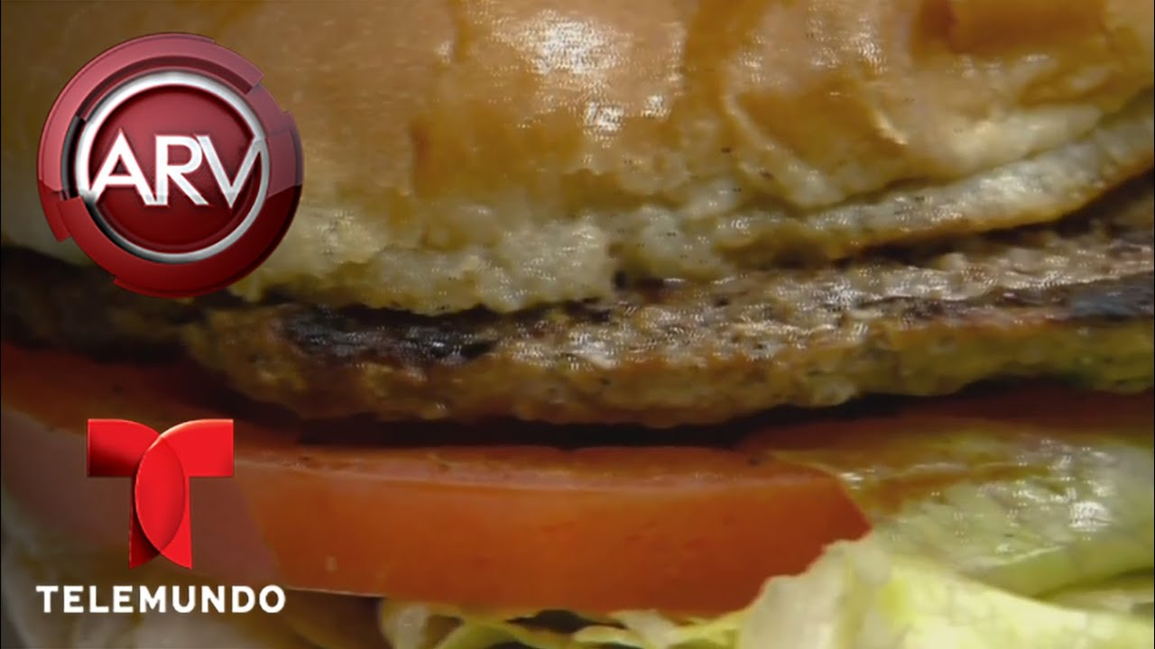 Encuentran ratas y carne humana en hamburguesas | Al Rojo Vivo | Telemundo