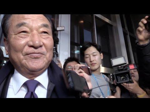 박근혜 대통령 탄핵에 새누리당 의원들 반응