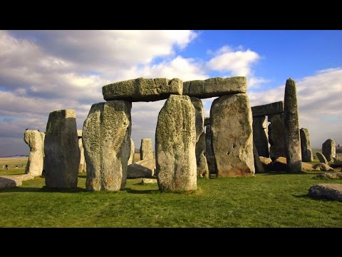 Stonehenge underground
