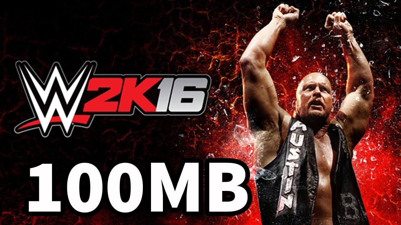 (100MB) How To Download & Install WWE 2K16 on PC Just in 100MB 100% Working  2018