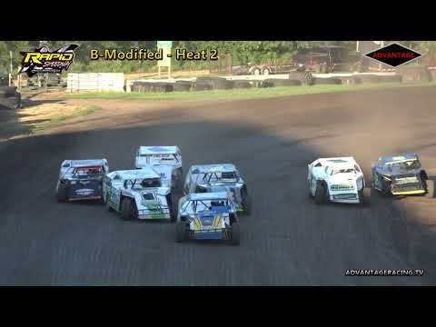 B-Modified Heats - Rapid Speedway - 7/20/18