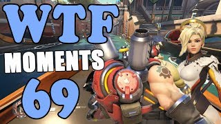 New Hanzo & New Map Overwatch WTF Moments Ep.69