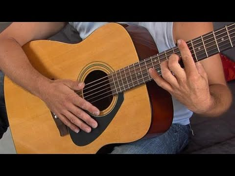 How To Master Guitar Bar Chord Progressions
