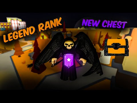 Halloween Update! Reaching Legend/Reaper (Super Power Fighting Simulator)