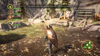 Dragon Age Inquisition: Cole Banter (Changing Sera