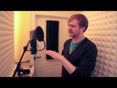 Full studio microphone setup - Producer Carsten Heller & Blue Microphones