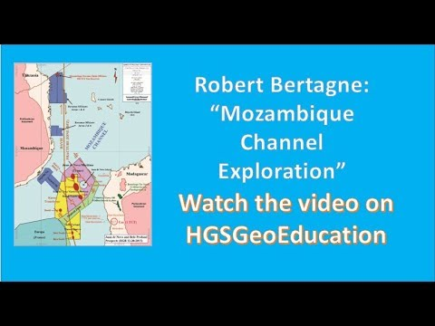 Robert Bertagne- Mozambique Channel Exploration