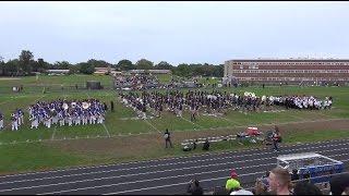 2016 Baldwin High School & Baldwin Middle School Band Day 4K