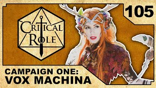 Vox Machina travel to the pools of Wittebak where they meet a lonel...