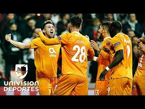 Besiktas 1-1 Porto   UEFA Champions League