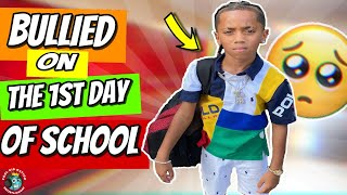 KD GETS BULLIED ON THE 1ST DAY OF SCHOOL FOR HIS NEW SHOES!