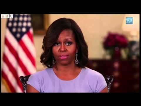 Michelle Obama outraged by Nigeria abductions