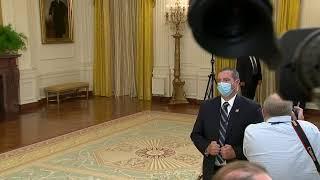 WATCH: Biden delivers remarks on coronavirus vaccination progress