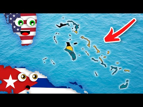 Bahamas Geography/Country Of The Bahamas