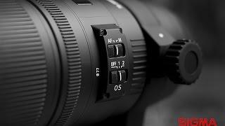 SIGMA 70-200mm f/2.8 APO EX DG OS HSM lens unboxing