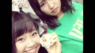 加藤夕夏 Kato Yuuka【NMB48】with 太田夢莉 2015.12.30.