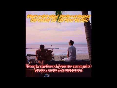 Boat Behind - Kings Of Convenience (Subtitulado Español & Lyrics)