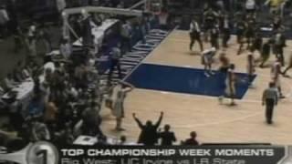 Top 10 Championship Week Moments 2006
