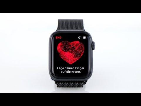 watchOS 5.2 Review | Die EKG-Funktion ist da!