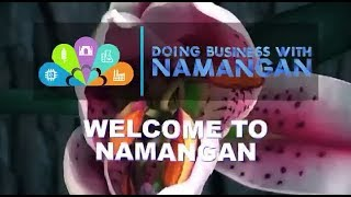 Doing business with Namangan