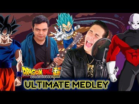 Dragon Ball Super Ultimate Medley 【Español Latino】 ft. Laharl Square