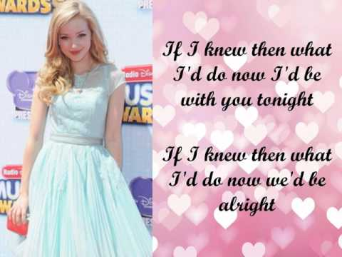True Love   Dove Cameron Lyrics