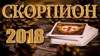 видео Гороскоп на 2018 год для знака Скорпион: мужчина, женщина