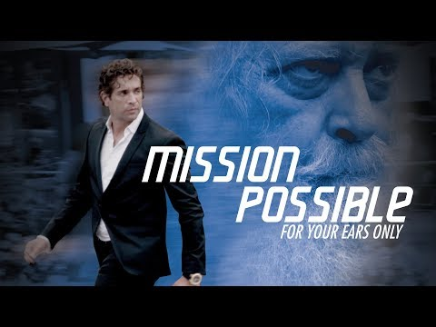 Mission: Possible — For Your Ears Only - AWS-2000 Wireless Lav Mic In-Use   Senal