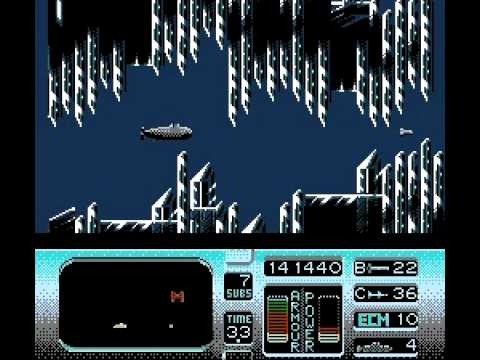 The Hunt for Red October - NES Playthrough